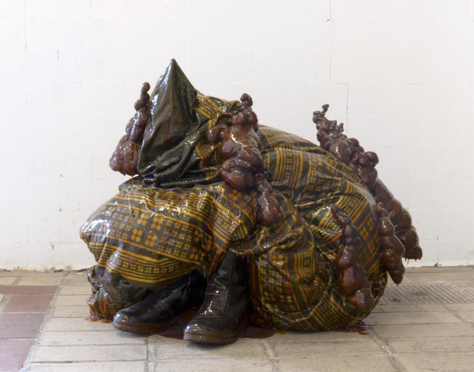 Sculptulus Fungis, 2011 contemporary art nice la station kristof kintera analysis results