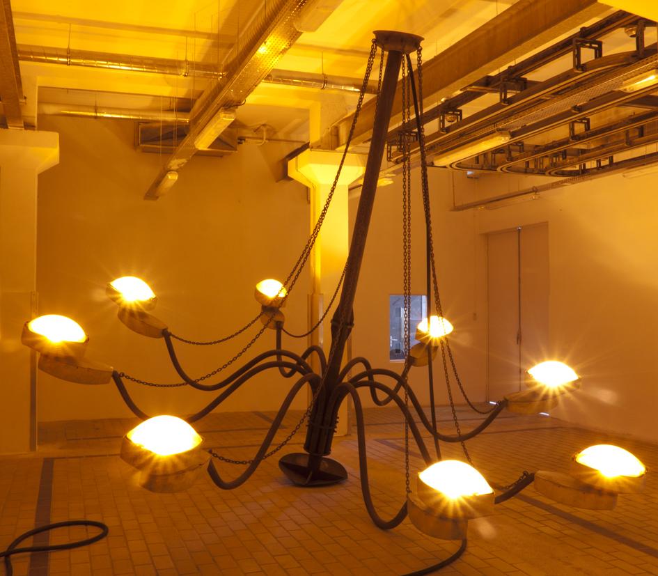 My Light Is Your Light 2008 contemporary art nice la station kristof kintera analysis results