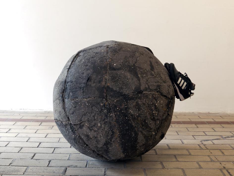 Private Planet, 2011 contemporary art nice la station kristof kintera analysis results