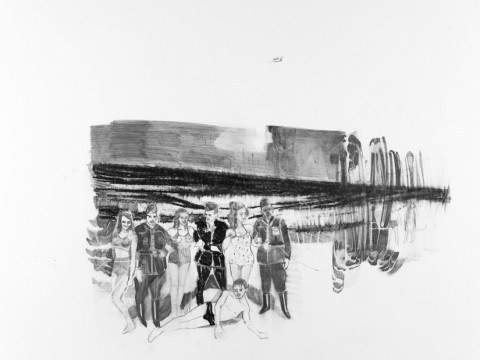 marc bauer contemporary art nice la station