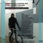 la station outside program lieu commun toulouse contemporary art