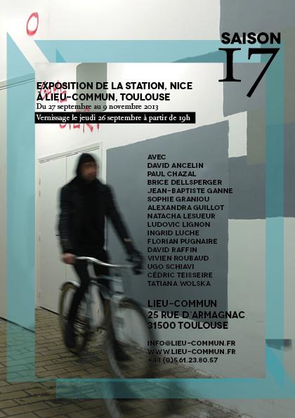 la station outside program lieu commun toulouse contemporary art