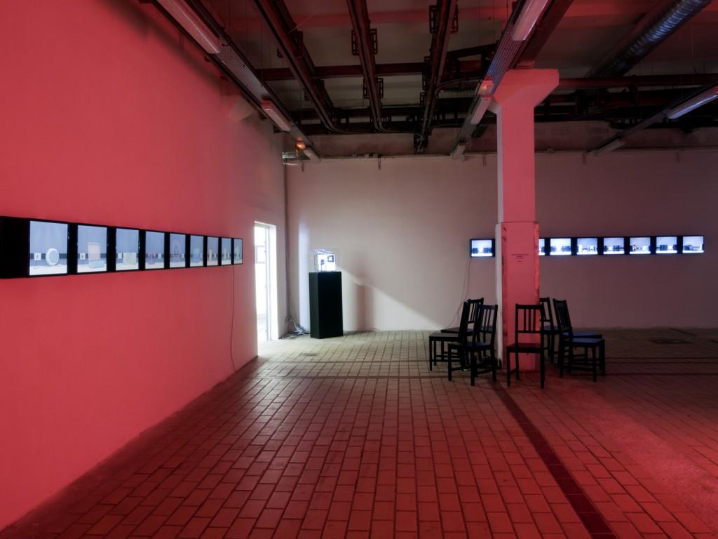 La Station Gagliardi Art System Gas Station part 1 Nice Turin contemporary art