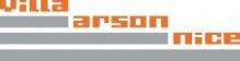 Villa Arson logo mini couleur.