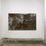 back to the peinture la station exhibition contemporary art support surface
