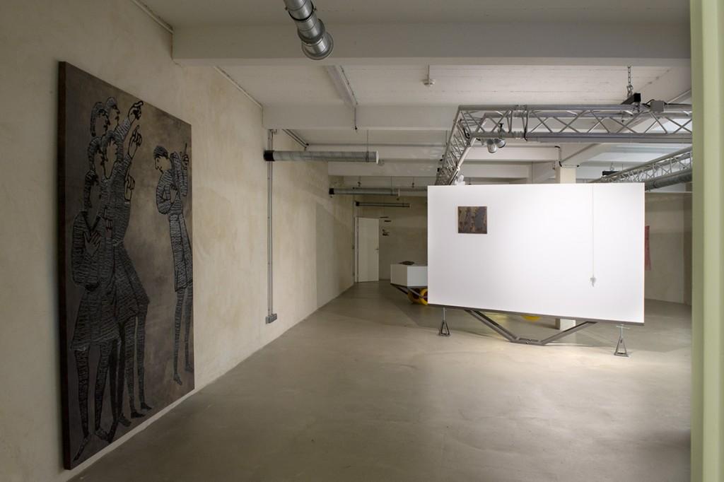 avis de grand exhibition contemporary art la station nice le suquet des artistes cannes