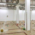baptiste croze linda sanchez exhibition a terre la station nice contemporary art temporary residencies drac paca