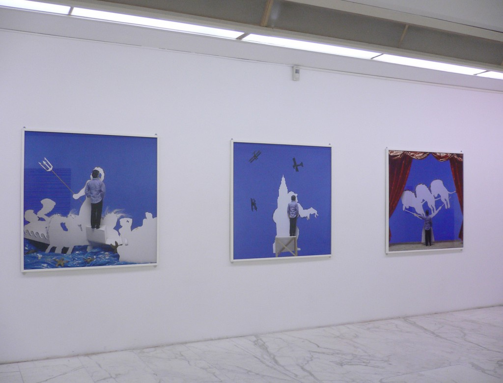 art contemporain nice rome