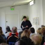 Olivier Domerg printemps des poètes bascule oratoire art contemporain nice