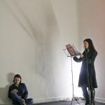 lecture de Cécile Mainardi art contemporain nice