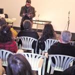 Nicolas Tardy art contemporain nice lecture