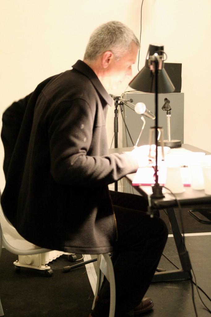 Pierre Parlant art contemporain nice lecture