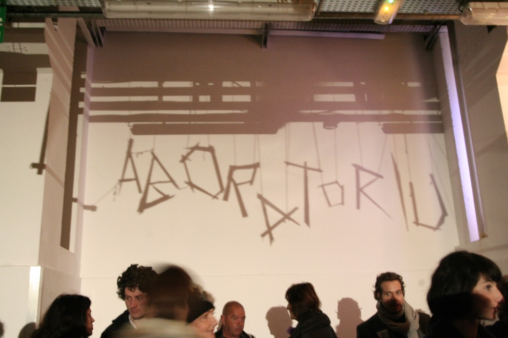 concert d'I Apologize / vernissage de Laboratorium art contemporain nice