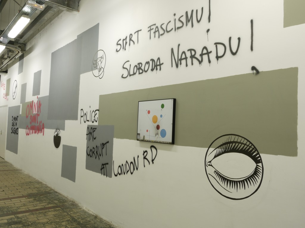 Chazal Ganne Teisseire art contemporain