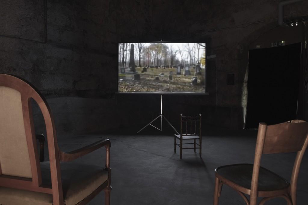 Alexandra Guillot, La perception est..., video, '51, 2011 art contemporain