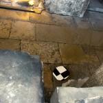 Muséée St Pierre Paul Chazal Sans Titre, 2009, carreaux céramiques émaillés