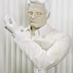Musée St Pierre NATACHA LESUEUR Sans titre, 2011 Photographie analogique, épreuve pigmentaire sur papier fine art encadrée 95x76 cm