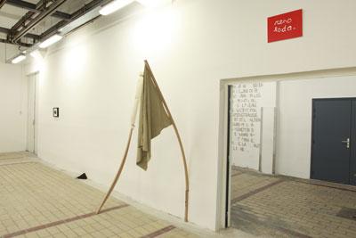 Nino Baumgartner - La Station -  Art Contemporain - Nice - Que sera sera II