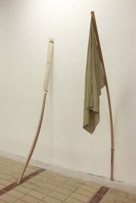 Nino Baumgartner - Terre – manœuvre (Neuchâtel – Nice), 2011 - La Station -  Art Contemporain - Nice - Que sera sera II