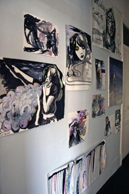 Blood - La Station -  Art Contemporain - Nice - Off Modern