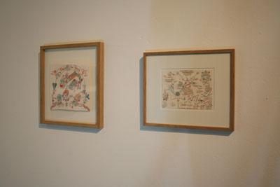 Kyle Field - Make the wave, 2006 / Sans titre, 2006     - La Station -  Art Contemporain - Nice - Off Modern