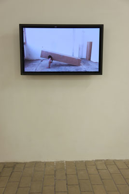 Fabian Boschung - Push up, 2011 - La Station -  Art Contemporain - Nice - Que sera sera II