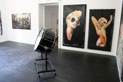 Davide Balula-Fabienne Audeoud - La Station -  Art Contemporain - Nice - Off Modern