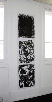 Josh Smith  -  Untitled — 2005  - La Station -  Art Contemporain - Nice - Off Modern