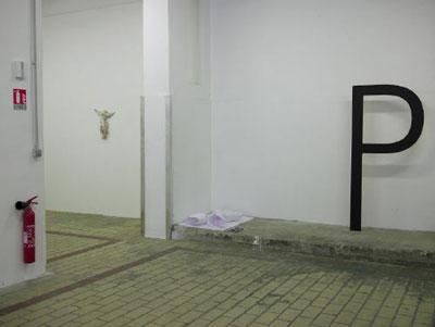Vue générale - La Station -  Art Contemporain - Nice - Dominique Ghesquière / Éditions P