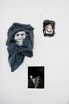 Christophe Brunnquell - Sans titre — 2007 / Martine Margiela — 2007 / Mother — 2007  - La Station -  Art Contemporain - Nice - Off Modern