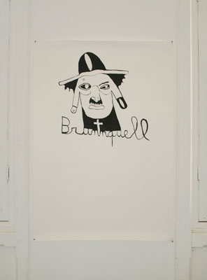 Christophe Brunnquell - Brunnquell — 2007    - La Station -  Art Contemporain - Nice - Off Modern