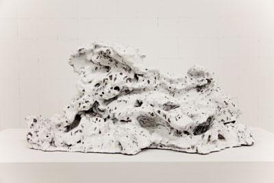 Sans titre  - La Station -  Art Contemporain - Nice - Dominique Ghesquière / Éditions P