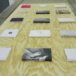 Dominique Ghesquière - Collection sec au toucher et Livres d'artistes et monographies - La Station -  Art Contemporain - Nice - Dominique Ghesquière / Éditions P