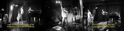 Francis Alys - Politics of Rehearsal, 2005 - La Station -  Art Contemporain - Nice - (d)écrire - (be)schreiben -- Apériodique gratuit entre Nice et Berlin