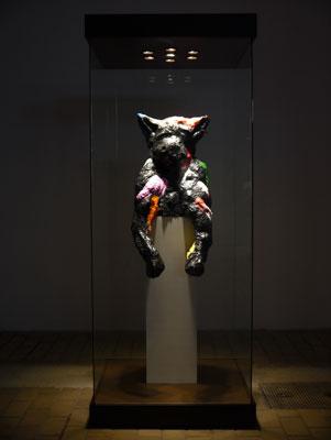 Ingrid Luche - M. Pigman, 2011 - La Station -  Art Contemporain - Nice - Ingrid Luche / Bruno Serralongue