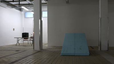MUD OFFICE - Induction Zone - La Station -  Art Contemporain - Nice - A Raft of Measures