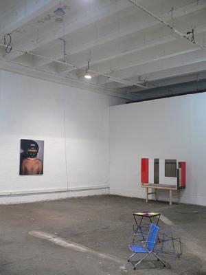 Jean Robert Cuttaïa-Natacha Lesueur-Jean Robert Cuttaïa - La Station -  Art Contemporain - Nice - Dormir tête-bêche avec un inconnu