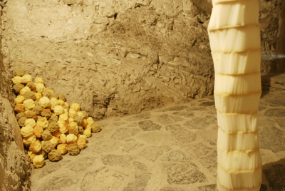 Alexandra Guillot - La Tombe du chevalier errant, 2008 - La Station -  Art Contemporain - Nice - Subito
