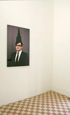 Natacha Lesueur - EDOUARD ROPARS tirage photographique, contrecollé sur Dibond 75 x 110 cm, 2008  - La Station -  Art Contemporain - Nice - Babylon Inside -- un projet dEdouard Ropars