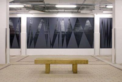 Yann Sérandour - Cas de figure (Y.S), Sans titre (L.B), 2010 - La Station -  Art Contemporain - Nice - Cas de figures