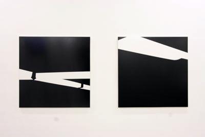 Guillaume Millet - Sans titre #14, 2009  Sans titre #16, 2009  - La Station -  Art Contemporain - Nice - My eyes keep me in trouble