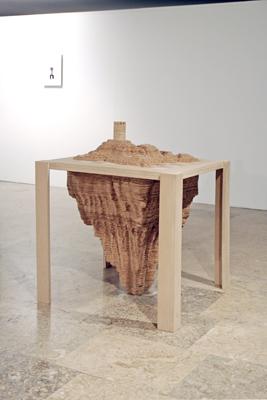 Émilie Perotto - Tout ce qu'il me reste de l'île d'Or (à Joseph), 2005-2007 - La Station -  Art Contemporain - Nice - La Station à Villeurbanne