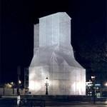 Simon Boudvin - République — 2004 - La Station -  Art Contemporain - Nice - Even Clean Hands Leave Marks and Damage Surfaces