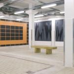 Yann Sérandour - vue générale - La Station -  Art Contemporain - Nice - Cas de figures