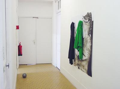 Aurélie Godard-Chloé Dugit-Gros - La Station -  Art Contemporain - Nice - Invitation furtive pour candidatures spontanées