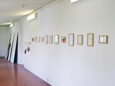 Aurélie Godard - La Station -  Art Contemporain - Nice - Invitation furtive pour candidatures spontanées