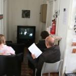 Projection vidéo - La Station -  Art Contemporain - Nice - festival Indisciplines