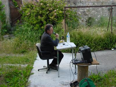 Joseph Mouton - Le projet Sombr'Héros - La Station -  Art Contemporain - Nice - Le Projet Sombr Héros – Joseph Mouton