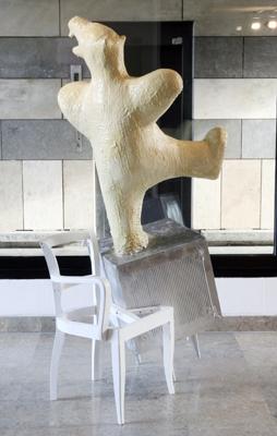 Karim Ghelloussi - spettacolo spettacolare 1, 2006 - La Station -  Art Contemporain - Nice - La Station à Villeurbanne