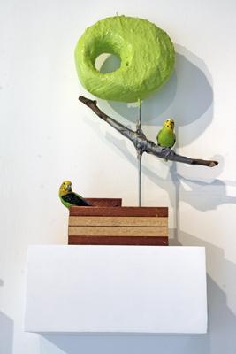 Karim Ghelloussi - Études & chutes, 2007    - La Station -  Art Contemporain - Nice - La Station à Villeurbanne